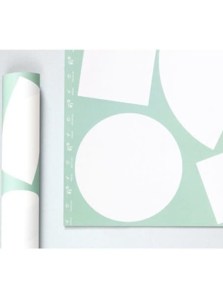 Ola Ola *Limited Edition* Patterned Papers, Blocks Print in Mint