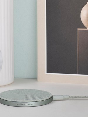 Native Union Native Union Drop Wireless Charger - Sage