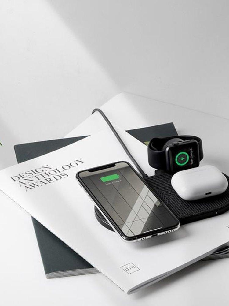 Native Union Native Union Drop XL Wireless Charger - Watch Edition - Slate
