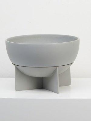 Capra Designs Capra Designs Dome Eros Planter Stone/Grey