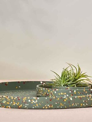 Capra Designs Terrazzo Tray - 3 sizes and colours