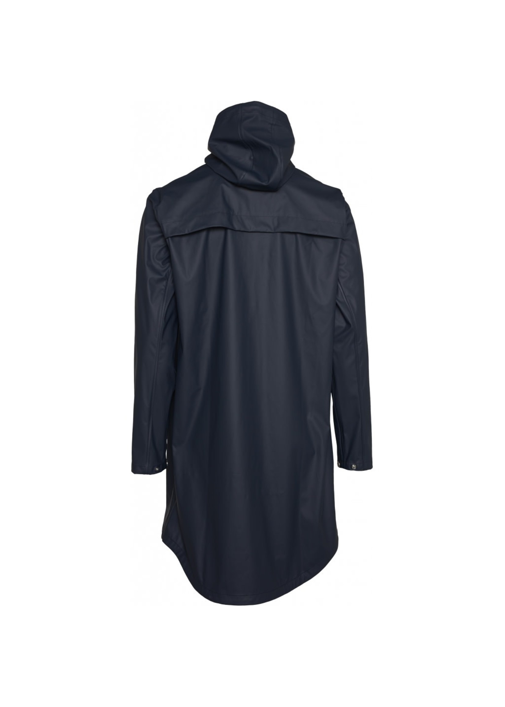 KnowledgeCotton KnowledgeCotton Lake Long rain jacket