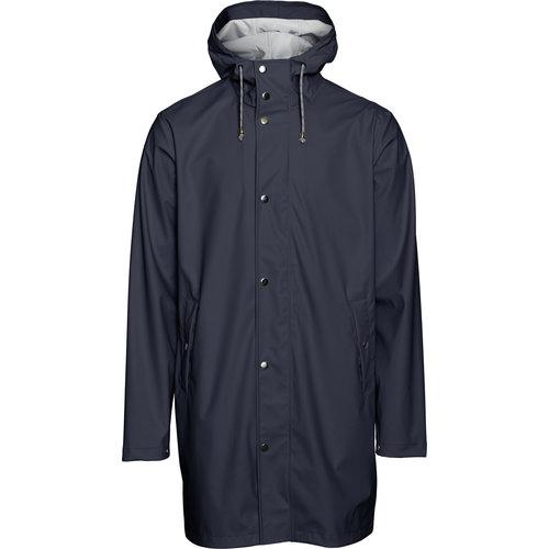 KnowledgeCotton Lake Long rain jacket