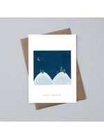 May Bear Merry Christmas Card