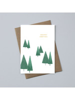 May Bear Seasons Greetings Card