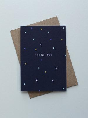 May Bear Thank You Card