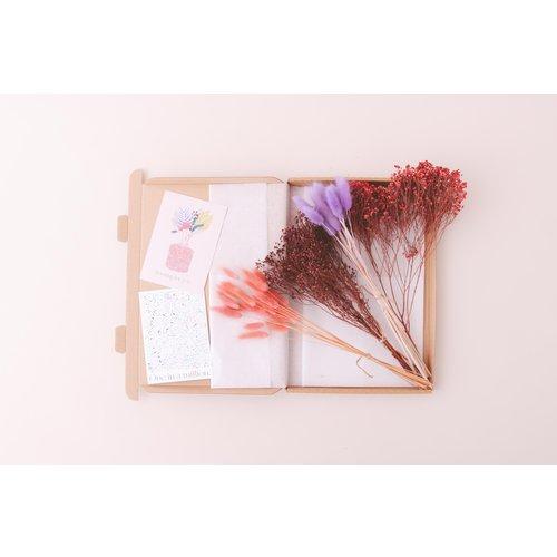 Flora Ray Dried Flower box - Bada Boom