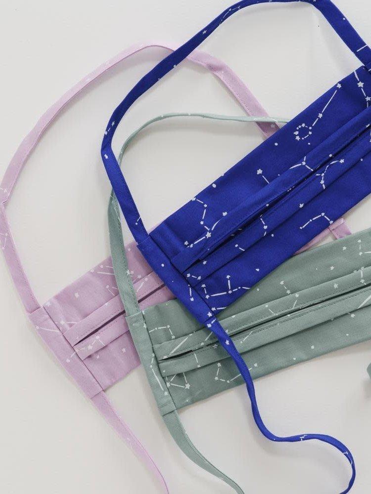 Baggu Baggu fabric Tie mask set - Constellation