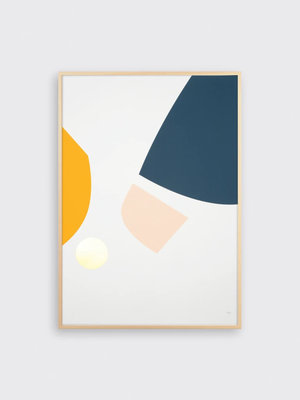 Tom Pigeon Tom Pigeon Sintra 3 A2 Print