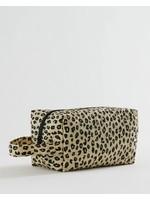 Baggu Dopp Kit Bag - Honey Leopard