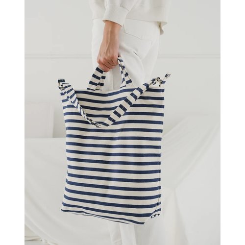 Baggu Duck Canvas Bag - Sailor Stripe