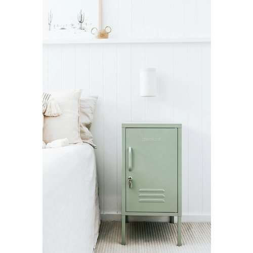 Mustard The Shorty Locker in Sage
