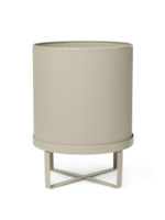 ferm LIVING Bau Plant Pot - Cashmere - Large