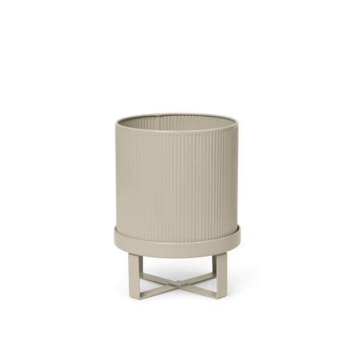 ferm LIVING Bau Plant Pot - Cashmere - Small