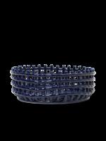 ferm LIVING Ceramic Centrepiece - Blue