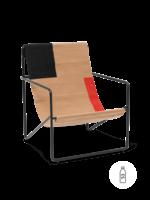 ferm LIVING Desert Chair - Block