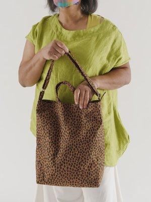 Baggu Baggu Duck Canvas Bag - Nutmeg Leopard