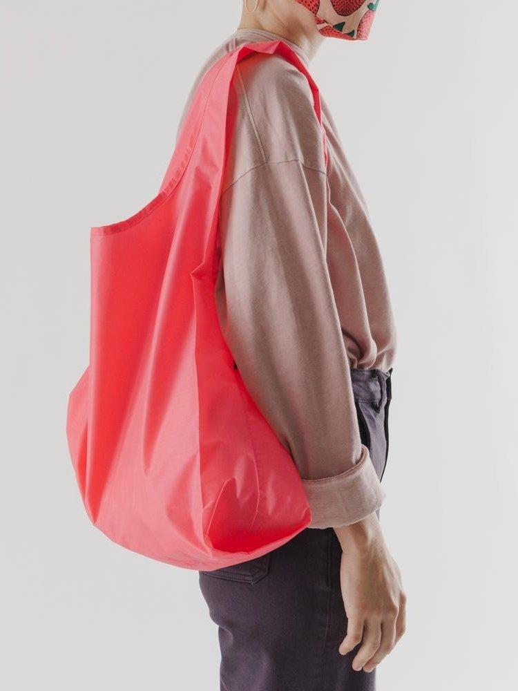 Baggu Baggu Standard Reusable Bag - Watermelon Pink