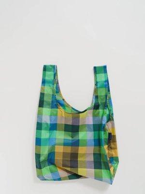 Baggu Standard Reusable Bag - Madras No. 3