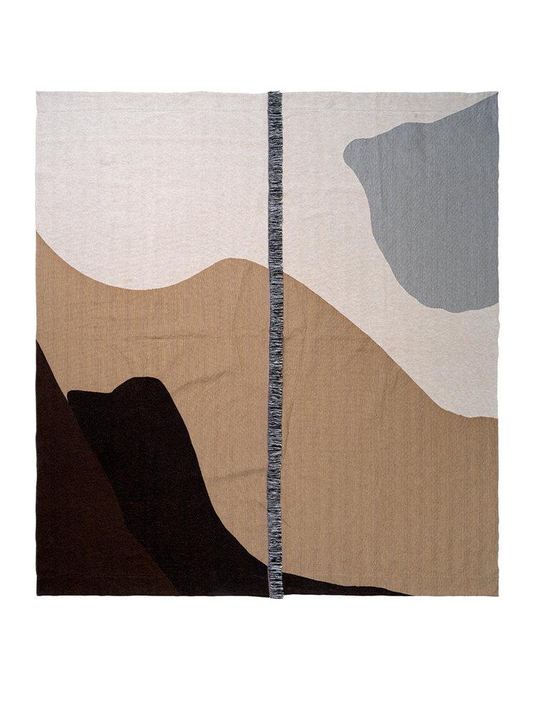 ferm LIVING ferm LIVING Vista Bedspread - Sand