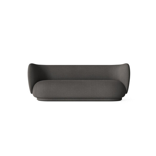 ferm LIVING Rico 3 Seater Sofa - Bouclé