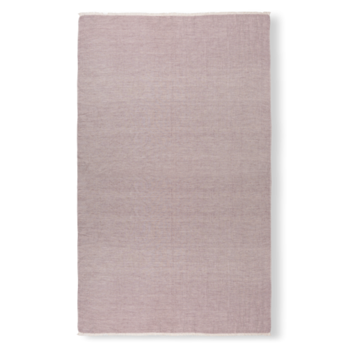 ferm LIVING Blend Tablecloth 140x240 - Burgundy