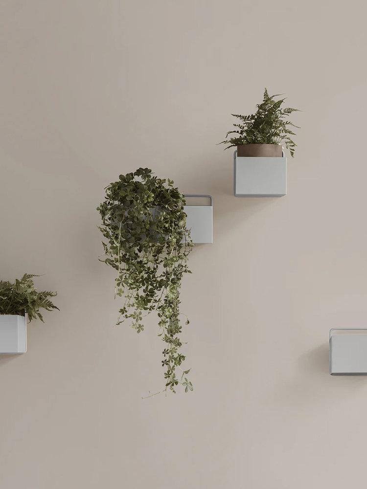 ferm LIVING ferm LIVING Wall Box - Light Grey - Rectangle
