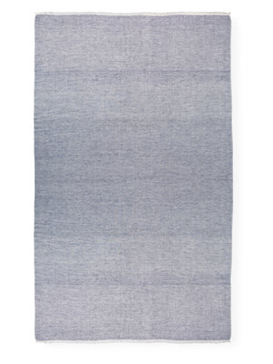 ferm LIVING Blend Tablecloth 140x240 - Blue