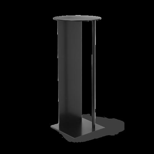 ferm LIVING Place Pedestal - Black