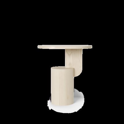 ferm LIVING Insert Side Table - Natural Ash