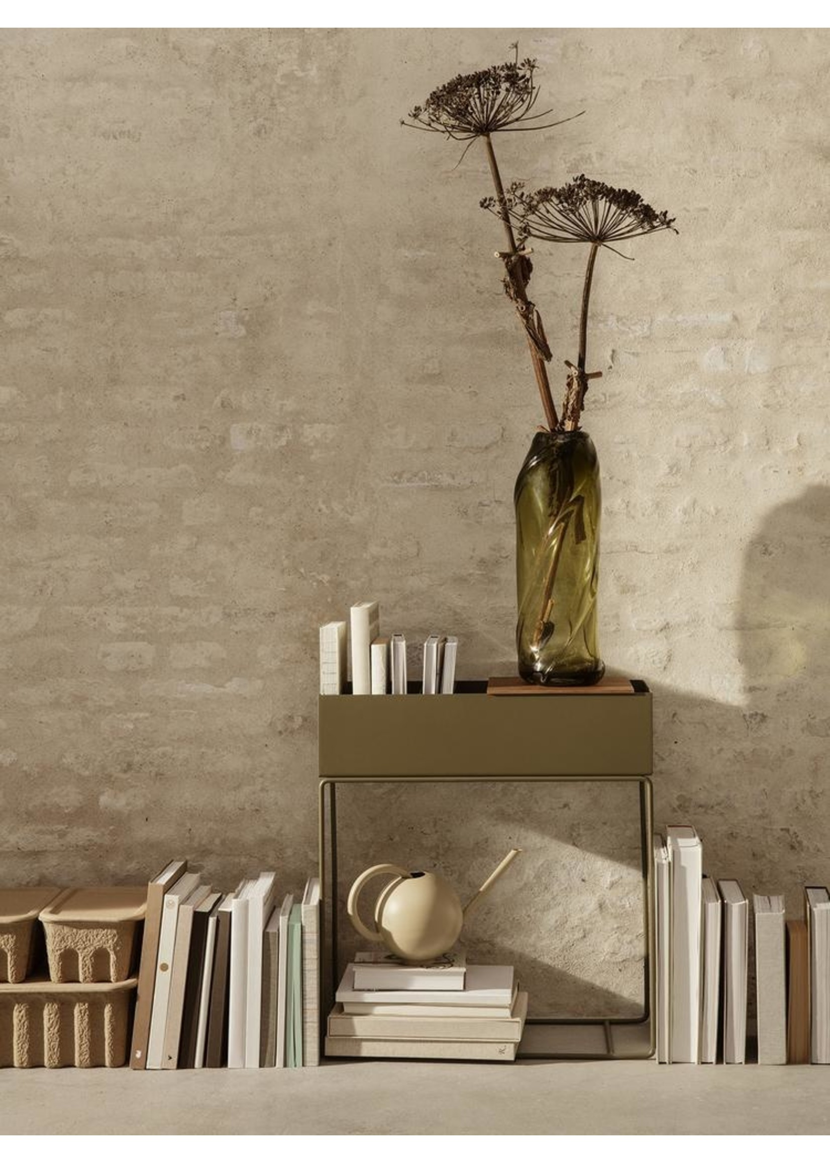 ferm LIVING Ferm Living Plant Box - Olive