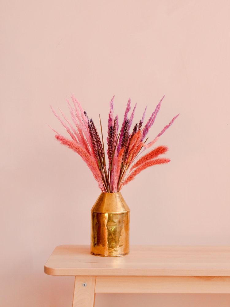Flora Ray Flora Ray Dried Flower box - Pink - Watermelon Sugar