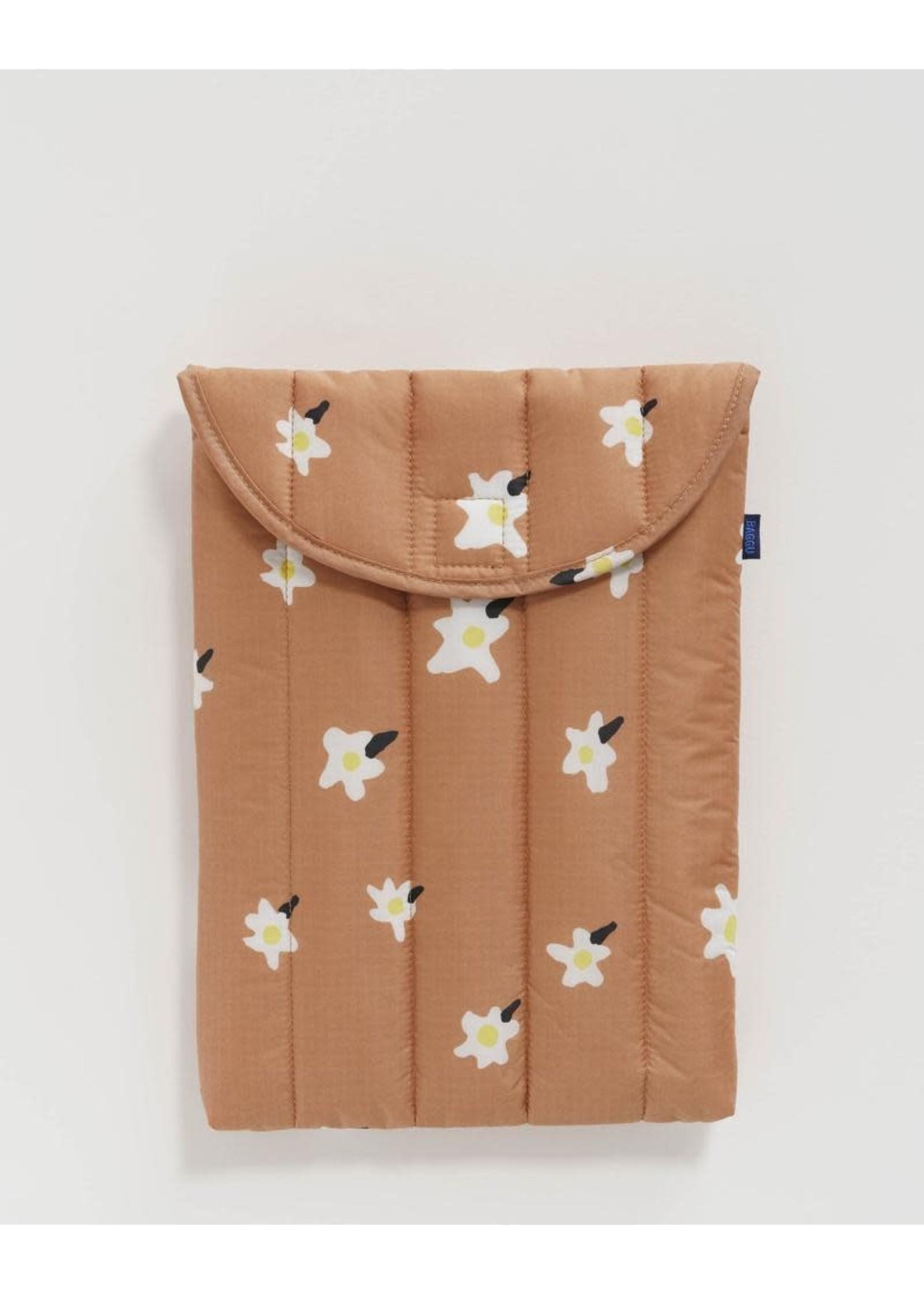 "Baggu Baggu Puffy Laptop Sleeve 13"" - Painted Daisy"