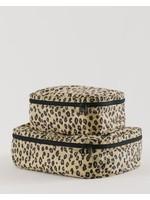Baggu Storage Cube Set - Honey Leopard