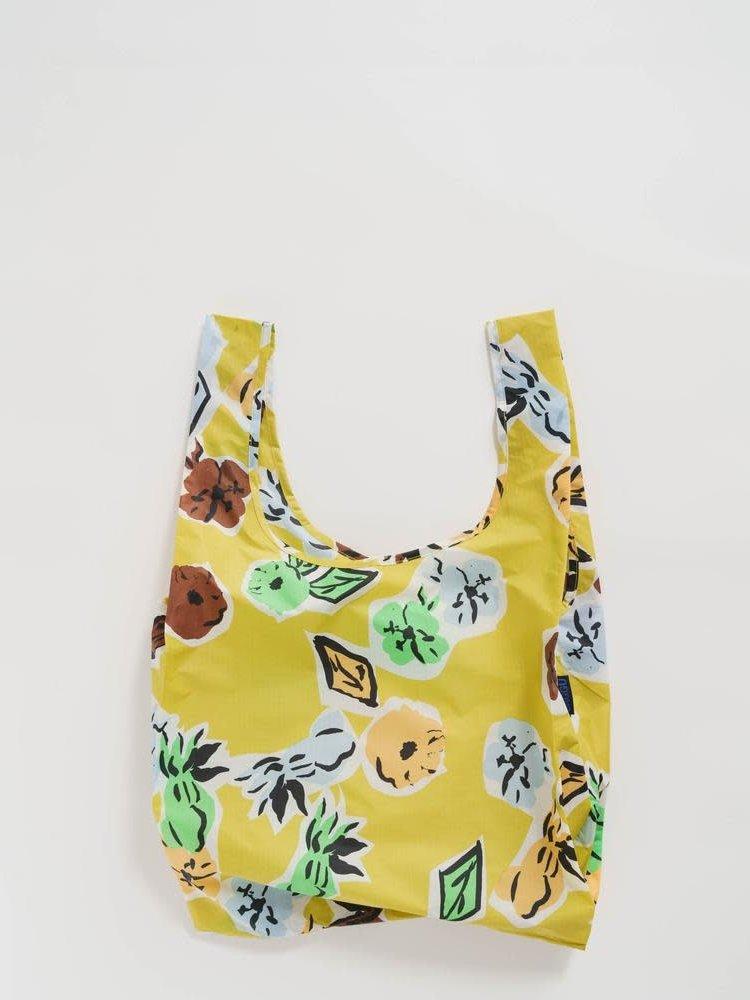 Baggu Baggu Standard Reusable Bag - Paper Floral