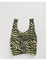 Baggu Standard Reusable Bag - Olive Zebra