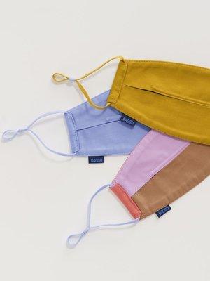Baggu Baggu fabric Loop mask set - Patio