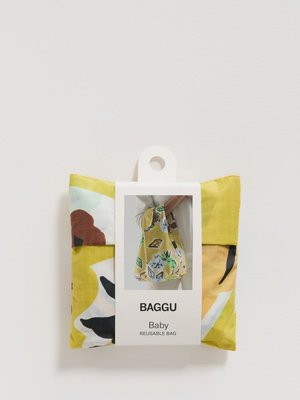 Baggu Baggu Baby Baggu Reusable Bag - Paper Floral