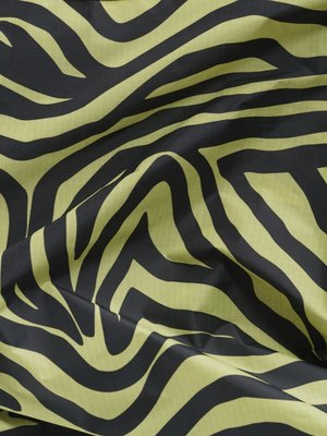 Baggu Baggu Standard Reusable Bag - Olive Zebra