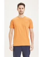 KnowledgeCotton Alder Basic T-shirt with chest pocket