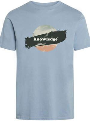 KnowledgeCotton KnowledgeCotton Alder Earth Knowledge T-shirt