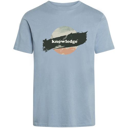 KnowledgeCotton Alder Earth Knowledge T-shirt