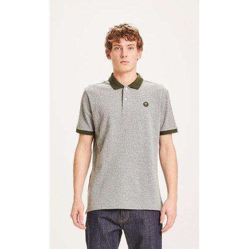 KnowledgeCotton Rowan Pique Polo Shirt