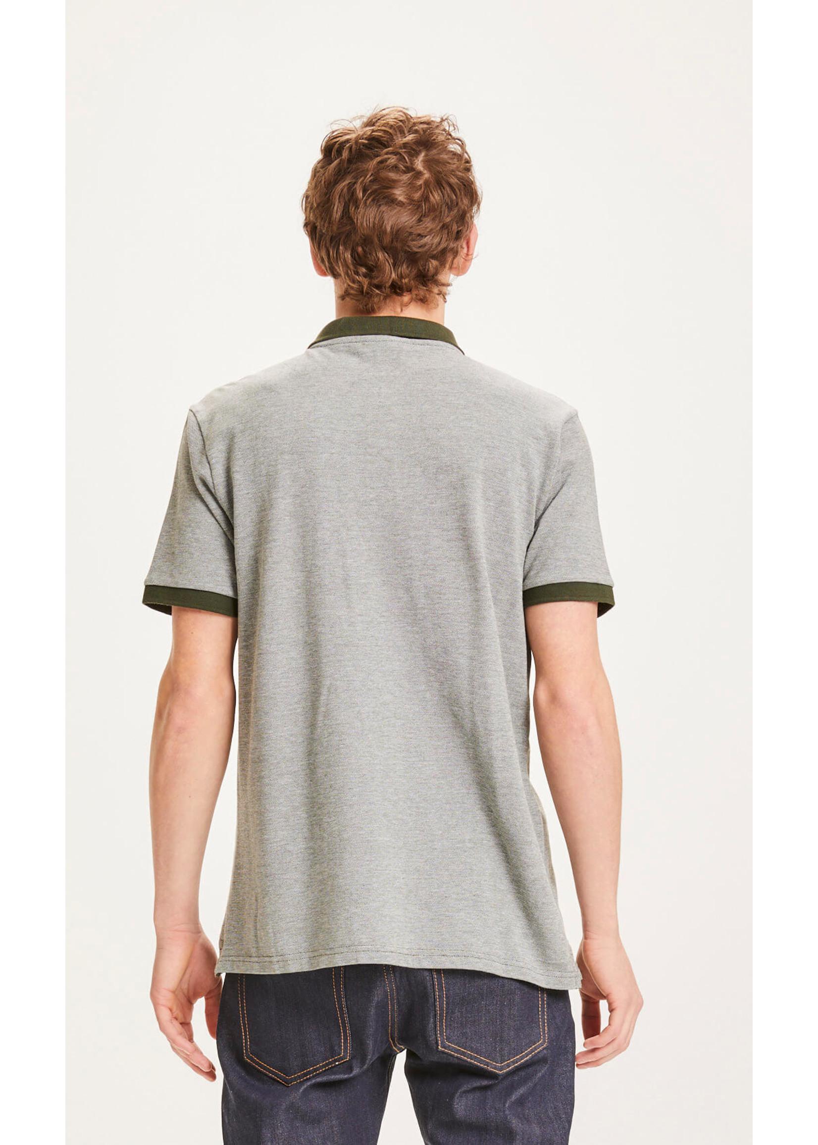 KnowledgeCotton KnowledgeCotton Rowan Pique Polo Shirt
