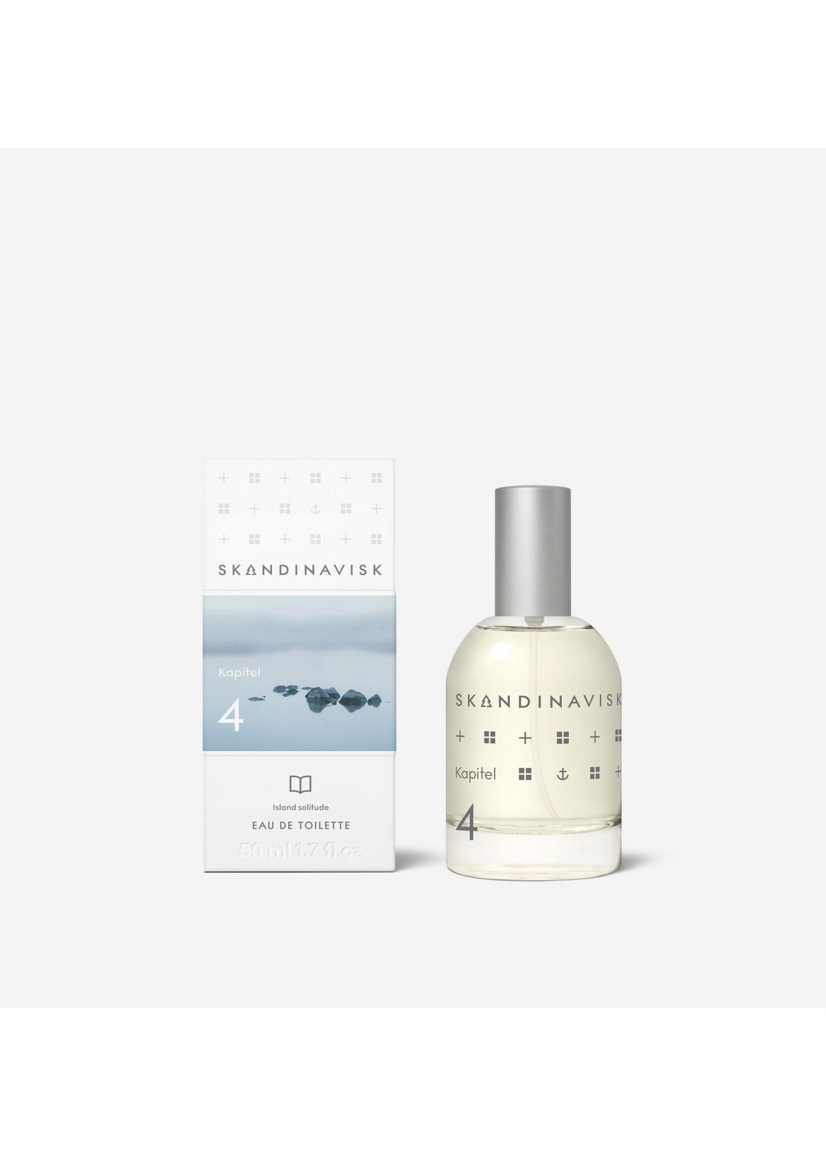 SKANDINAVISK Skandinavisk Eau de Toilette CHAPTER 4 -Island Solitude 50ml