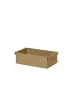 ferm LIVING Plant Box Container - Olive