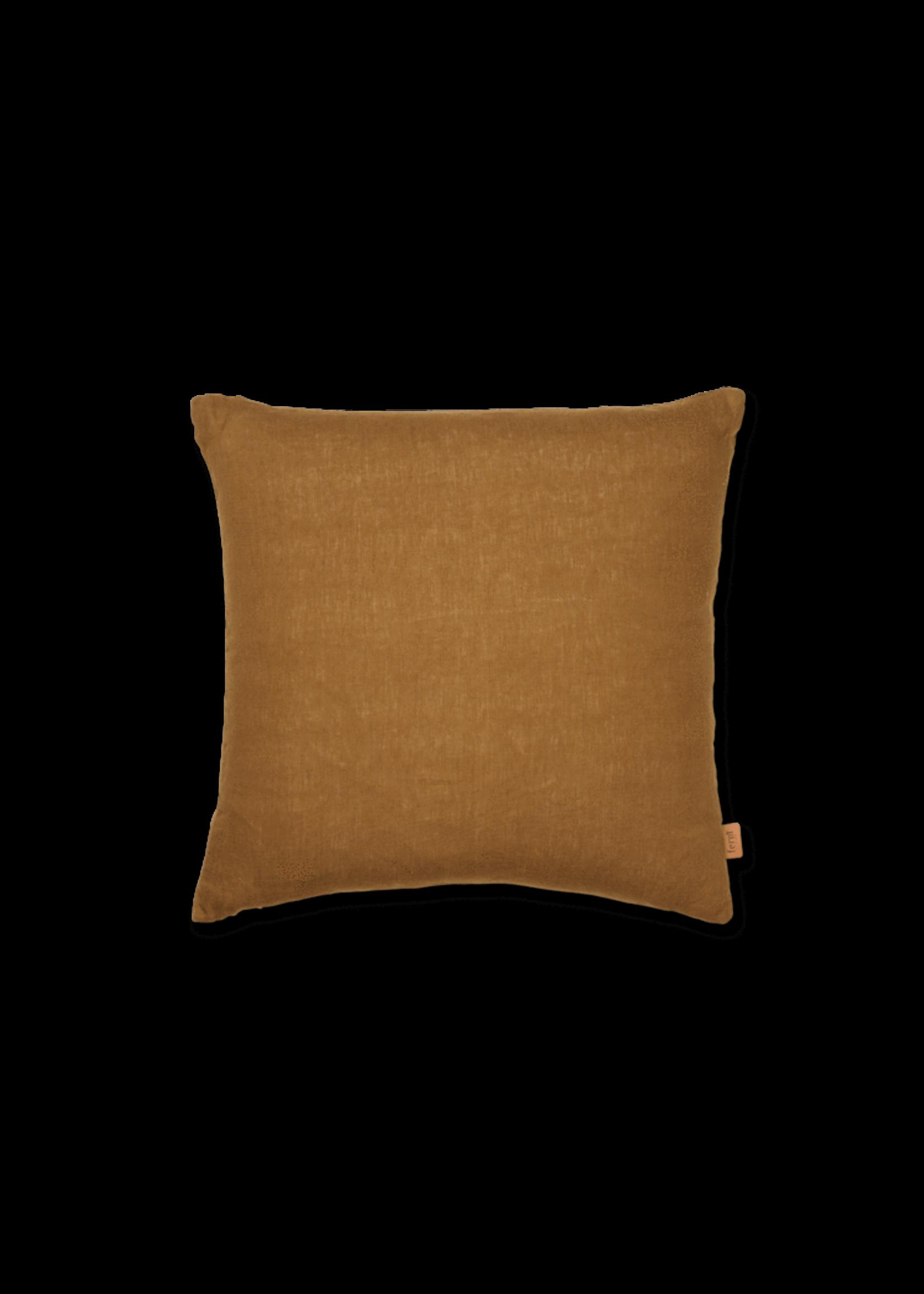 ferm LIVING ferm LIVING Linen Cushion - Sugar Kelp
