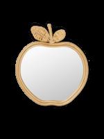 ferm LIVING Apple Mirror - Natural