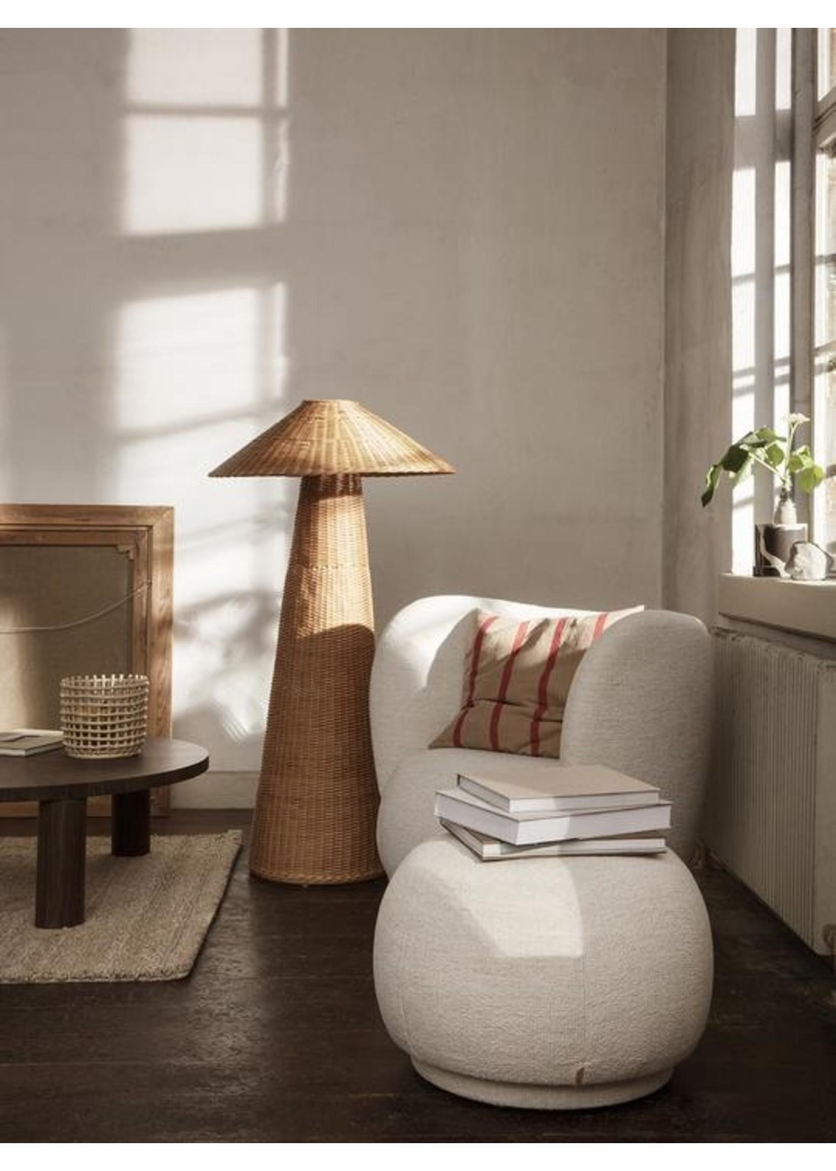ferm LIVING ferm LIVING Dou Floor Lamp - Natural