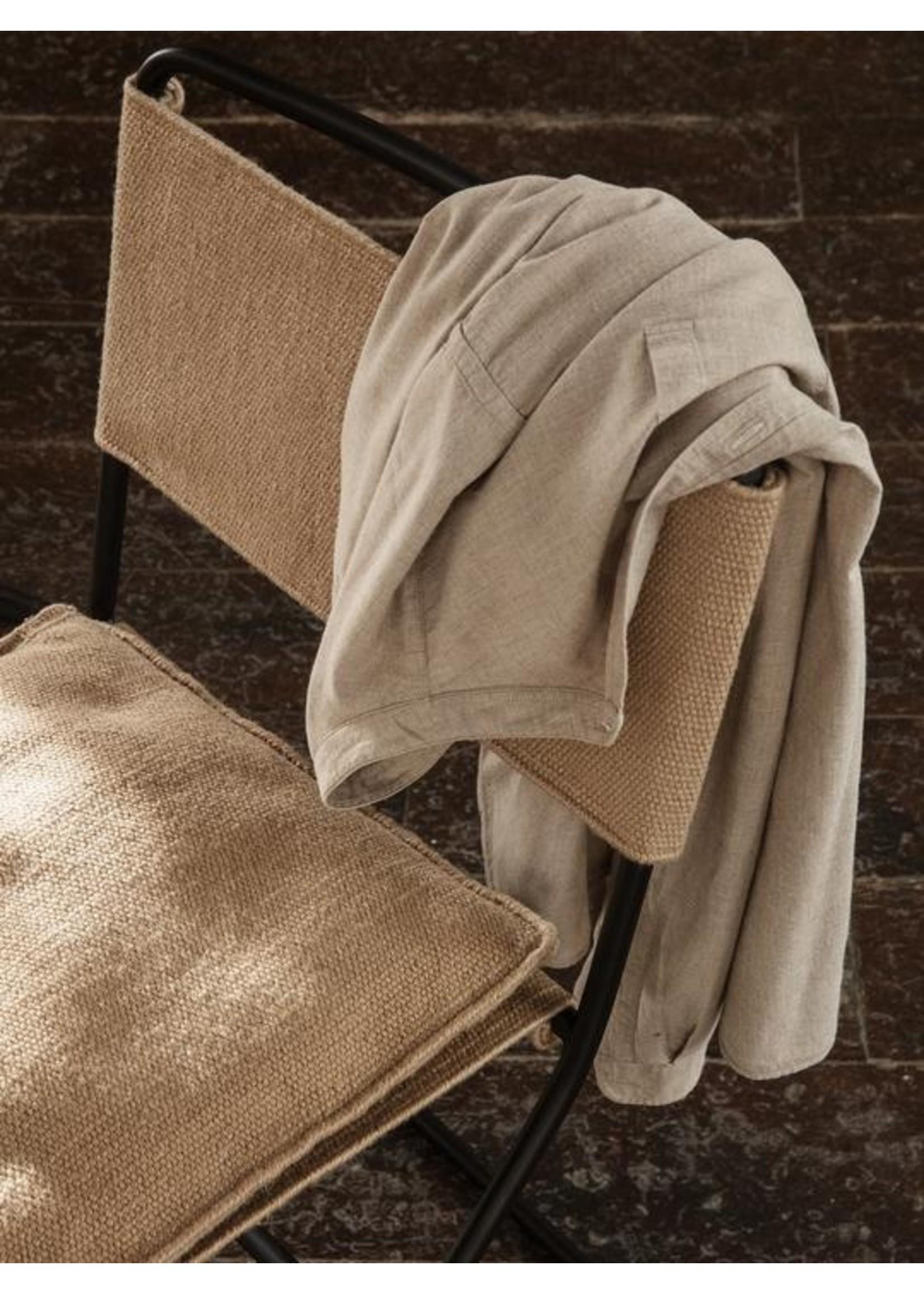 ferm LIVING ferm LIVING - Desert Dining Chair - Black/Sand